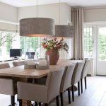 45 Esszimmer und Küchen Ideen mit industriellem Touch - bingefashion.com/dekor