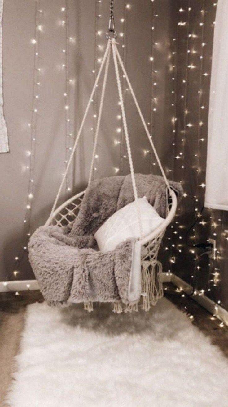 46 Amazing Decoration Ideas for Small Bedrooms #Kleinbettzimmer #Klei …#amazin…