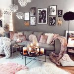 46 Comfy Scandinavian Living Room Decoration Ideas - Page 39 of 46 - SooPush