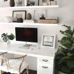 47 Einfache Ideen für den Arbeitsbereich Office Design - Dekoration 2019 Freie