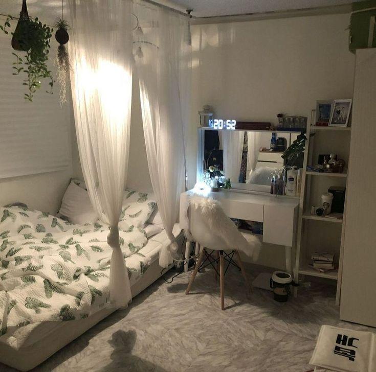 47 Minimalist Storage Ideas For Your Small Bedroom – Home Decor Design