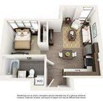 47 Trendige Küchenideen für kleine Räume Grundrisse Studio-Apartments#designi...