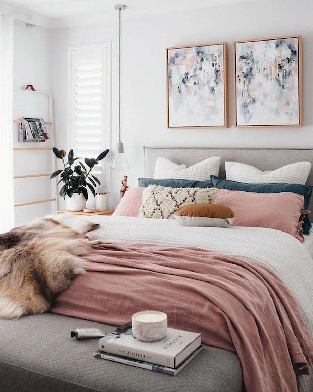 47 Wonderful Small Apartment Bedroom Design Ideas and Decor – bingefashion.com/interior