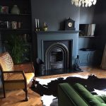 48 Beautiful Black Living Room Ideas - Trendehouse