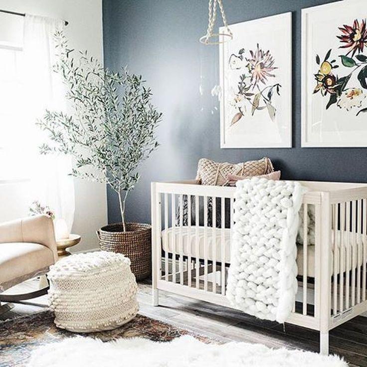 48 Creative Baby Nursery Decor Ideas – LUVLYDECORA