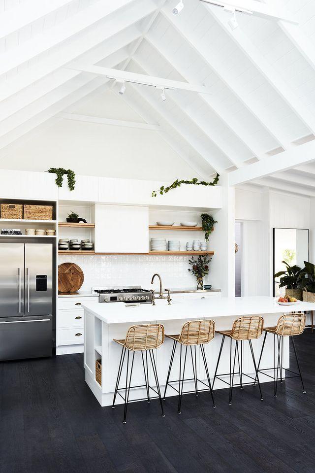 48 Stunning Farmhouse Style Interior Design Ideas