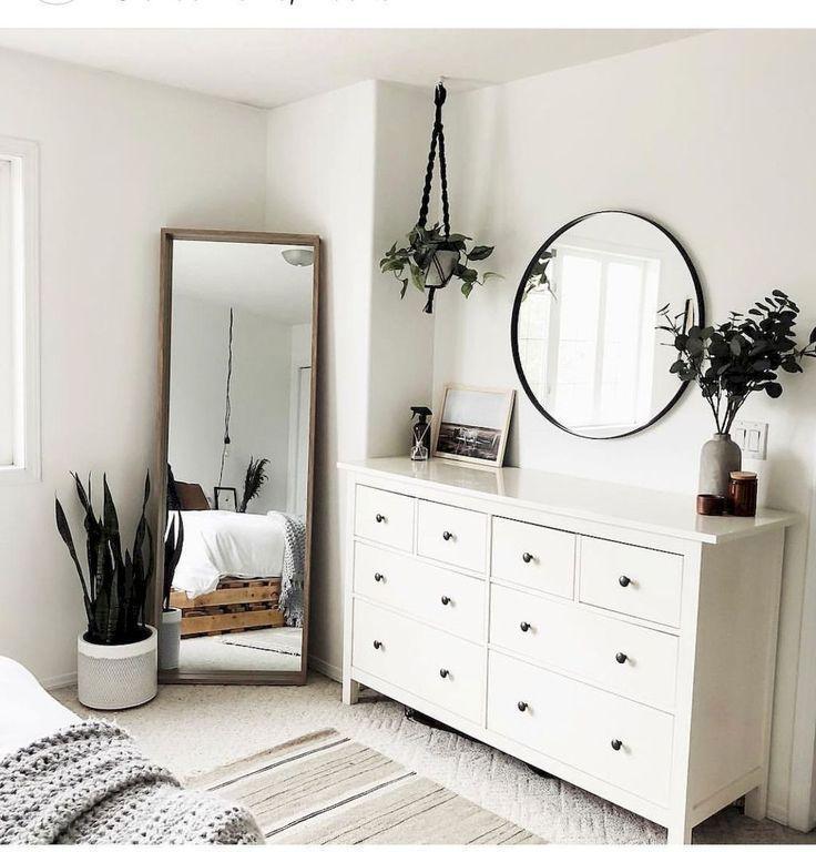 48 Stunning Simple Bedroom Decor Ideas #homedecor … – #bedroom #Decor #einrich… – https://bingefashion.com/haus