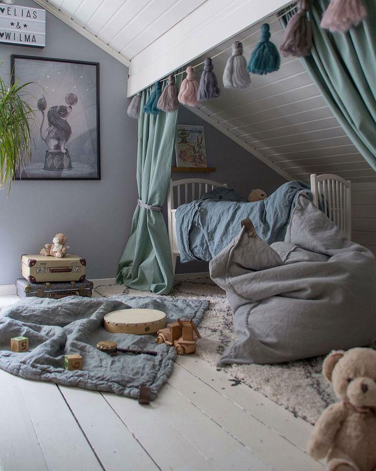 49+ Cool Attic Bedroom Ideas and Design – Mylittlethink.com