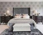 49 Ideen Schlafzimmer Tapete Grau Lackfarben#design #model #dress #shoes #heels ...