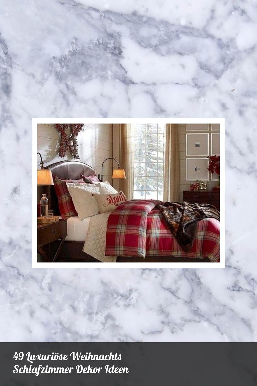 49 Luxuriöse Weihnachts Schlafzimmer Dekor Ideen – Ebext Design