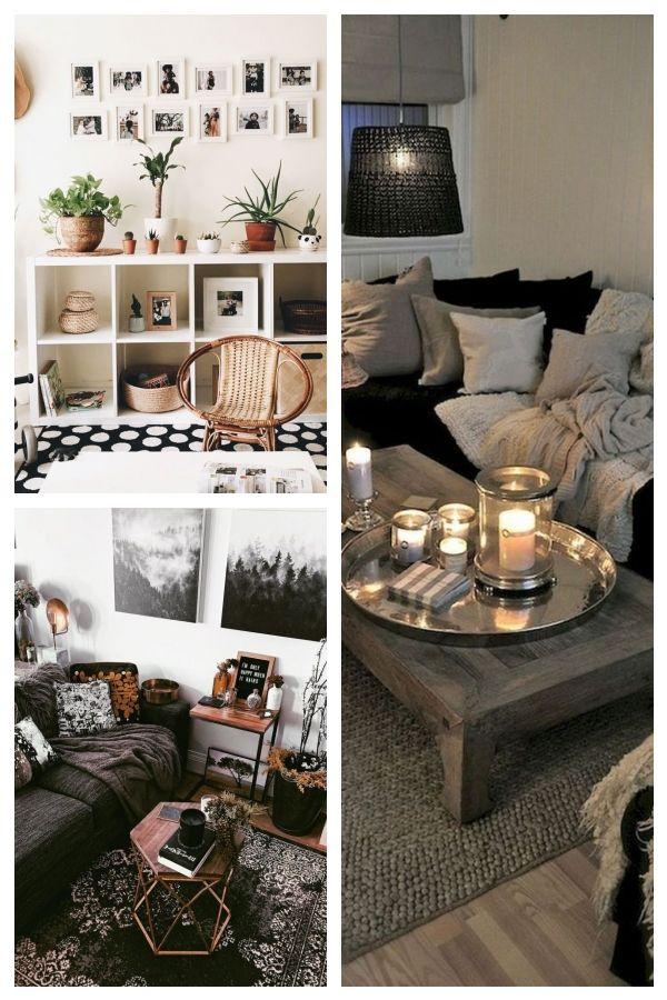 5 Awesome Unique Ideas: Feminines minimalistisches Dekor beleuchtet minimalistis…