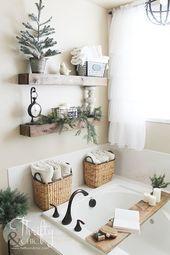 50+ Beste Weiße Badezimmer-Eitelkeit für 2019,  #BadezimmerEitelkeit #beste #christmasideasde…