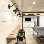 50+ Do It Yourself Simple Basement Finishing Ideas and Tips | HomeBestIdea #base...