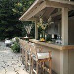 50 Outdoor Mini Bar Ideas In Your Backyard - Homiku.com