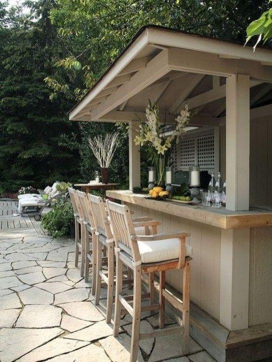 50 Outdoor Mini Bar Ideas In Your Backyard – Homiku.com