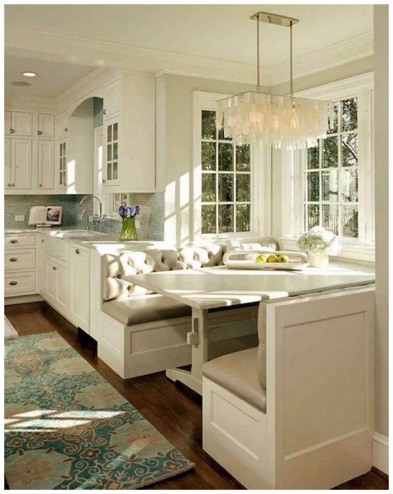 50+ Stunning Kitchen Island Ideas With Seating » Homedecorsidea.info