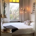 50 Stunning Small Apartment Bedroom Design Ideas and Decor - CoachDecor.com