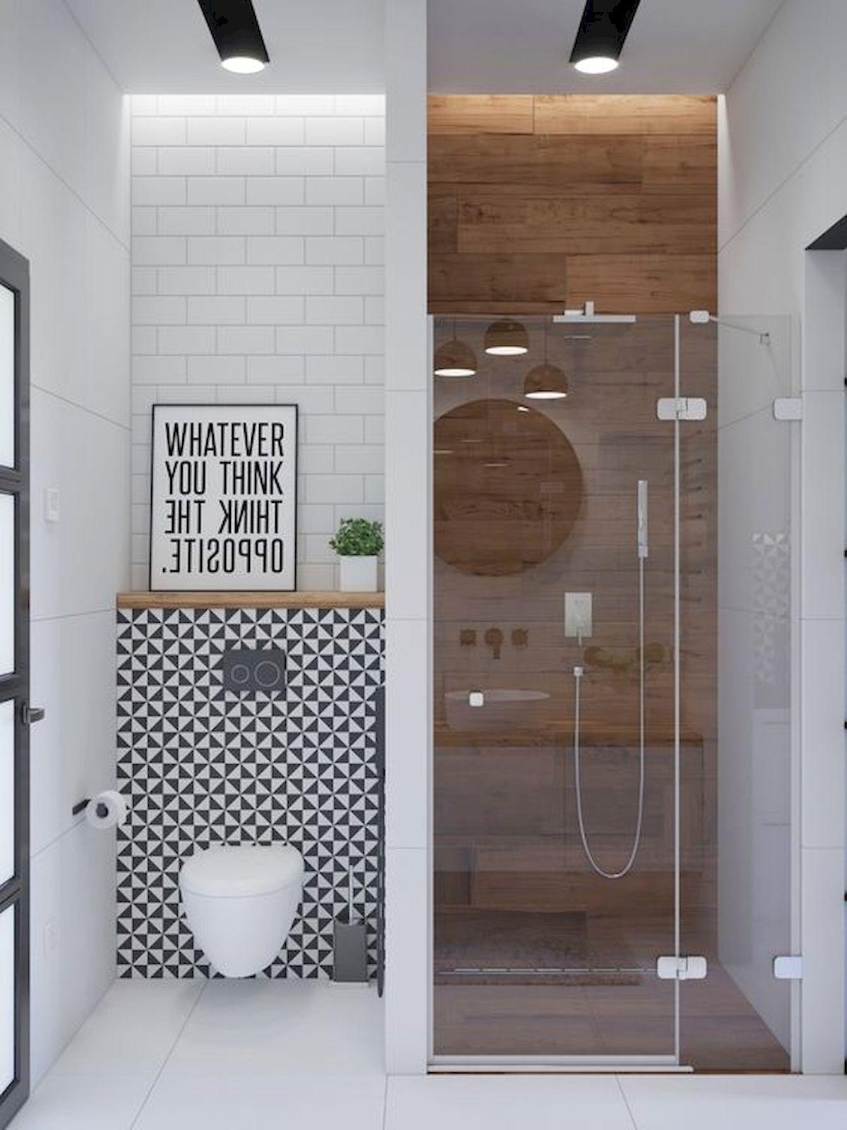 50 Stunning Small Bathroom Makeover Ideas – https://pickndecor.com/interior
