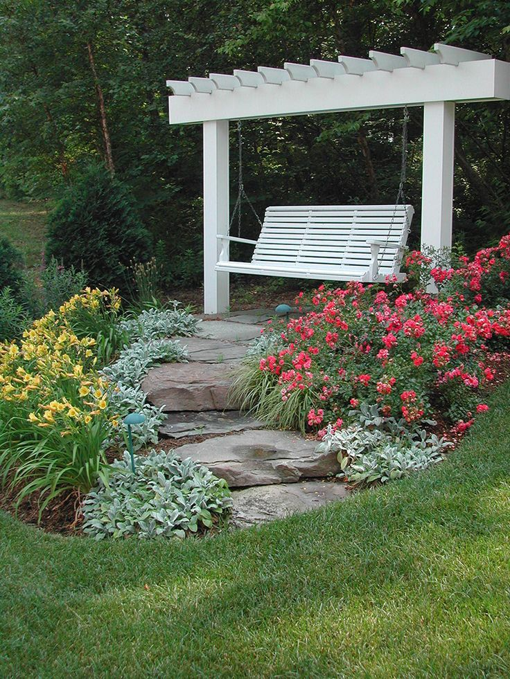 50 backyard landscaping ideas you wi – Small Front Yard Garden