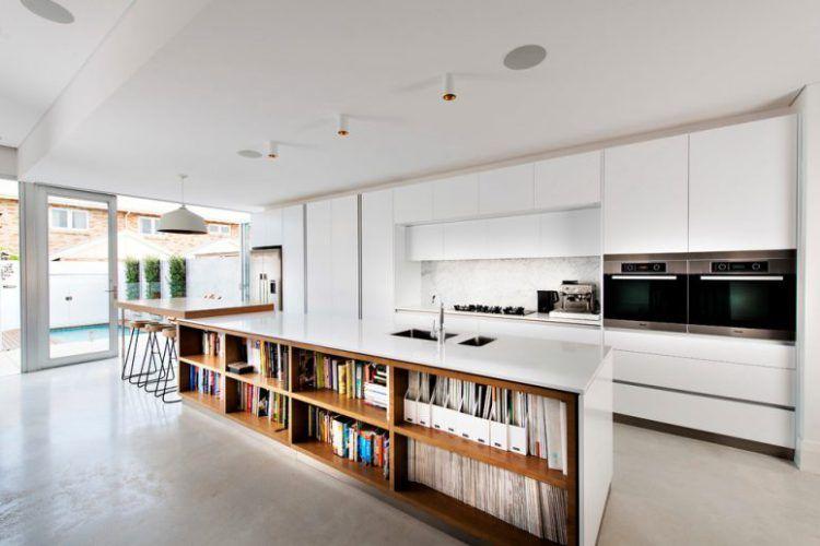 50 beste Küchen-Insel-Entwürfe und Ideen