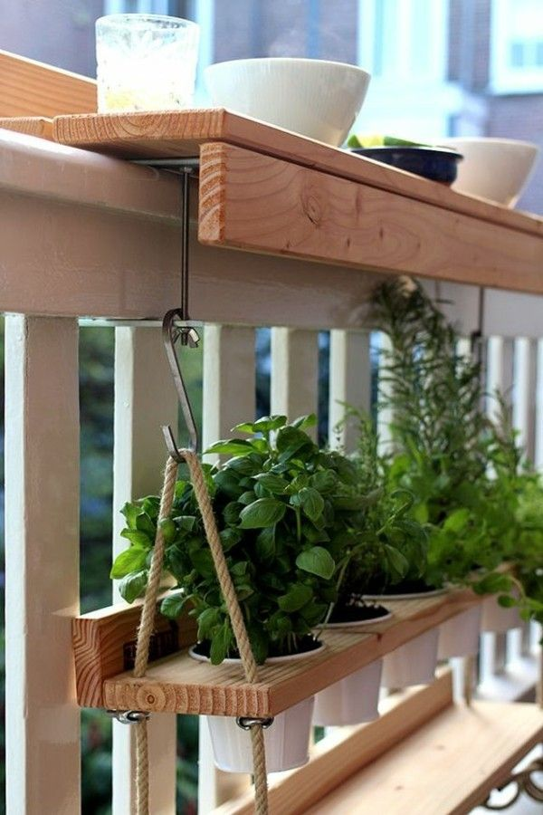 50 ideas on how to make the little terrace – Decoration Solutions