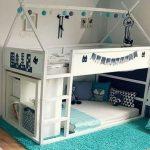51 Cool Ikea Kura Beds Ideas For Your Kids Rooms - #beds #COOL #Ideas #Ikea #Kid...