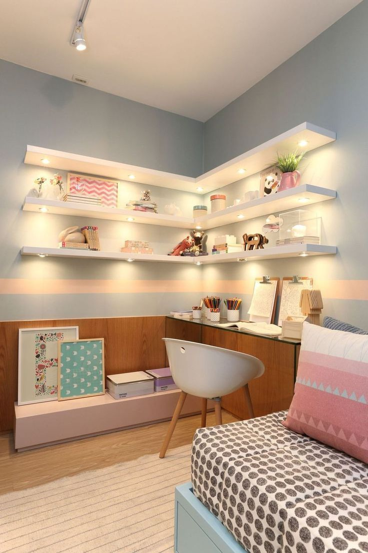 52 Fascinating Bedroom Decorating Ideas For Teenage Girl