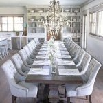 52 Modern Dining Room Sets for Your Big Family        #Big #Dining #Family #Mode...
