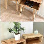 55+ Ausgezeichnete minimalistische DIY-Holzmöbel, die Ihr Wohnzimmer aufwerten,… - https://pickndecor.com/interior