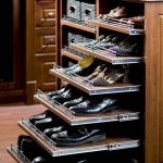 55 Genius Shoes Rack Design Ideas 45