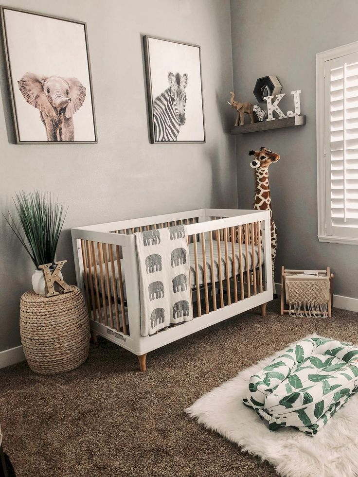 55+ Wonderful Baby Boy Room Ideas for Your Beloved Little Prince