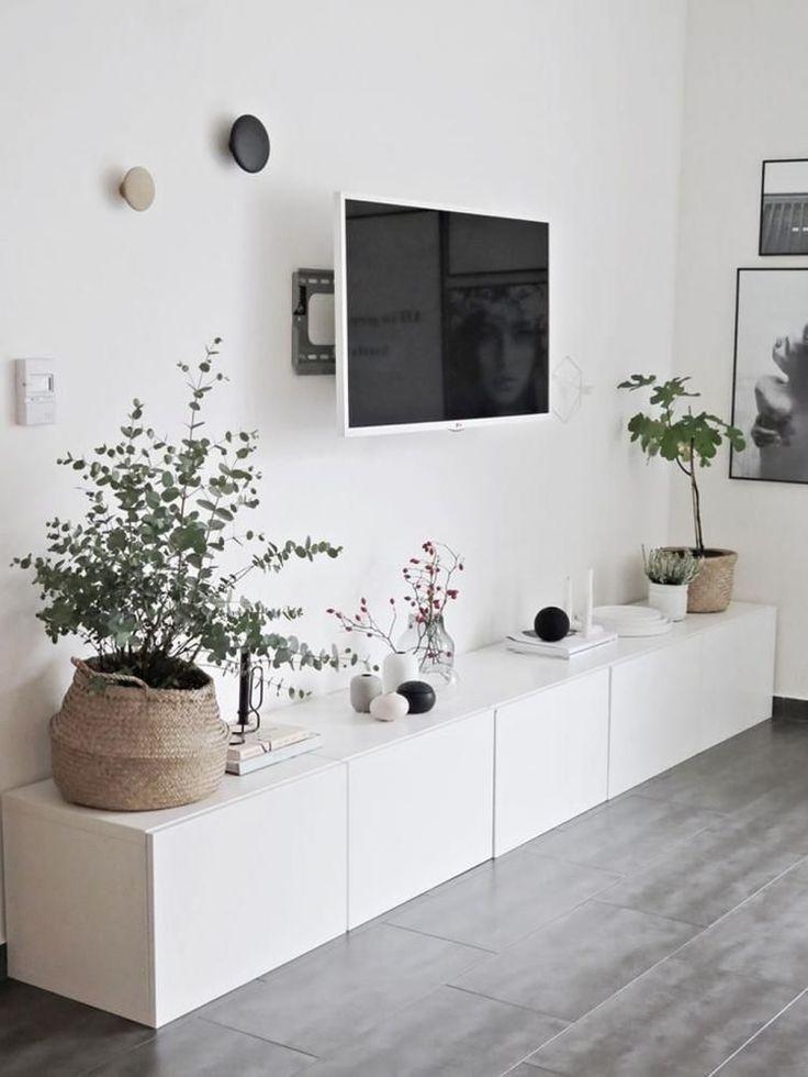 55 + belles idées de salon minimaliste pour votre maison de rêve – Scandinavian & Scandinave