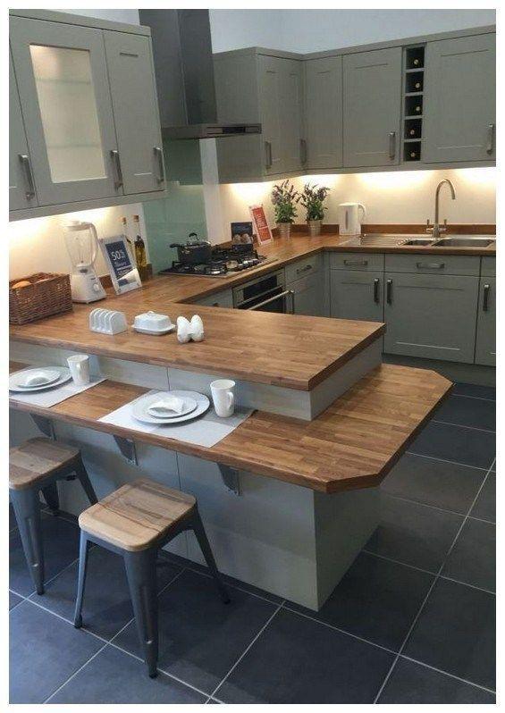 56 Surprising Small Kitchen Design Ideas And Decor ~ vidur.net
