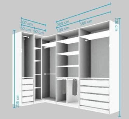 58 Ideas bedroom wardrobe corner walk in – pickndecor.com/design