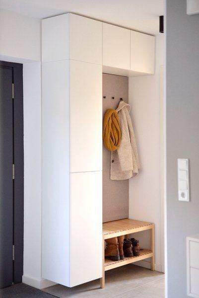 6 praktische IKEA-Hacks für den Flur – bingefashion.com/dekor