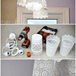 60 Einfache DIY-Kronleuchter-Ideen, die Ihr Zuhause verschönern werden - Diy | Dessertpin
