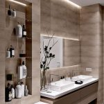 60+ Moderne Badezimmer-Design-Ideen, zum sich zu inspirieren