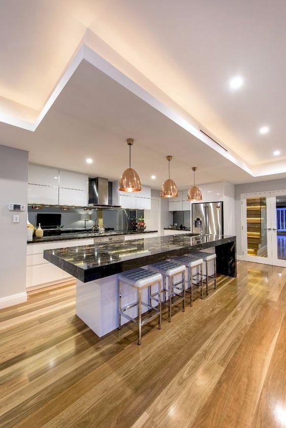 60+ moderne Küchenideen Dekor und Dekorationsideen für die Küchengestaltung