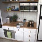 63 + Marvelous Tiny Kitchen Design-Ideen für Ihr schönes kleines Haus - Seite ...