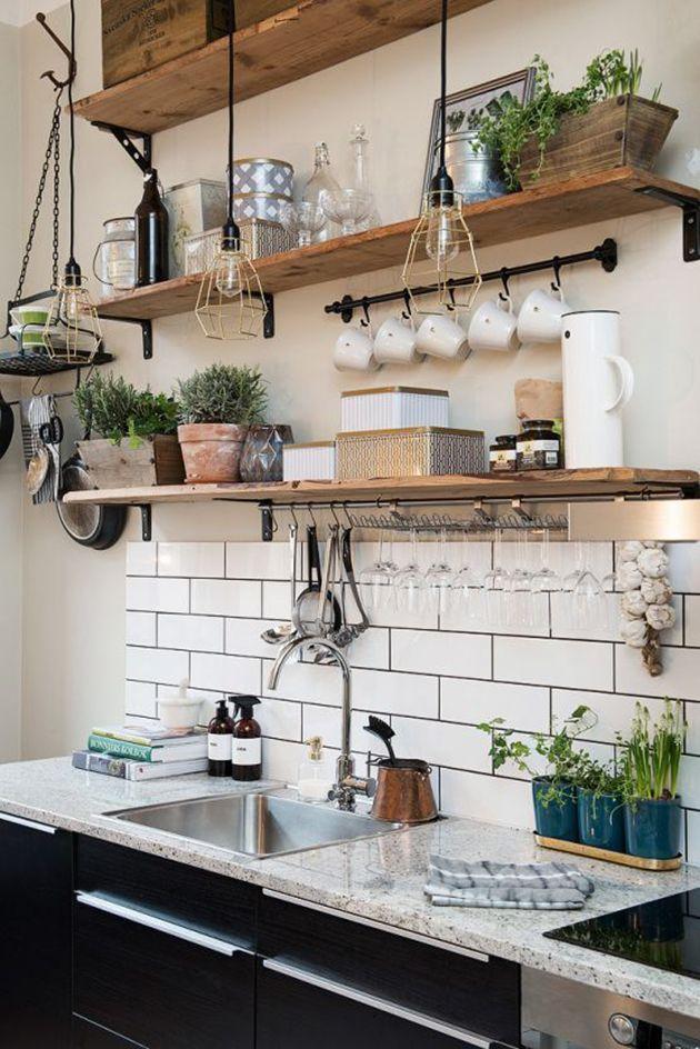 7 Ideen Vintage Küche zu schaffen – Wohnen ideen
