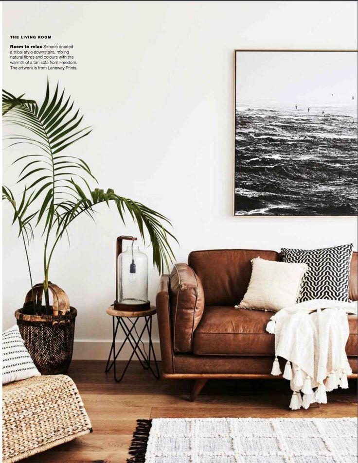 7 erstaunliche skandinavische Wohnzimmer-Design-Kollektion – https://pickndecor.com/dekor