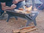 7 ganze coole Tipps: Große Feuerstelle Ideen Feuerstelle Möbel Adirondack Stü...