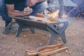 7 ganze coole Tipps: Große Feuerstelle Ideen Feuerstelle Möbel Adirondack Stü…