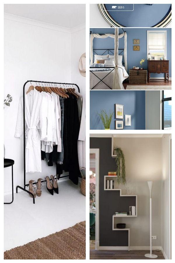 7 überraschend nützliche Ideen: Minimalistisches Dekor Schlafzimmer Ideen mini…