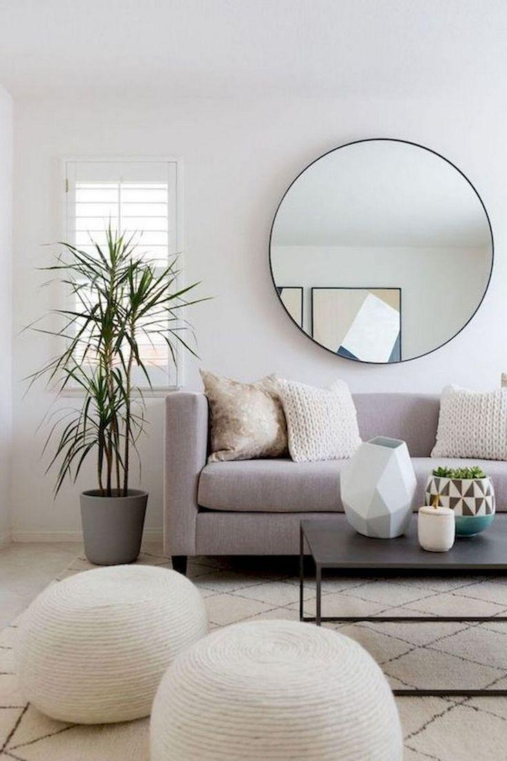 75+ Comfy Apartment Living Room Decor Ideas. A minimalist living-room produces a…