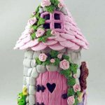 87 Favourite Diy Polymer Clay Fairy Garden Ideas #DiyPolymerClay #FairyGardenIde...