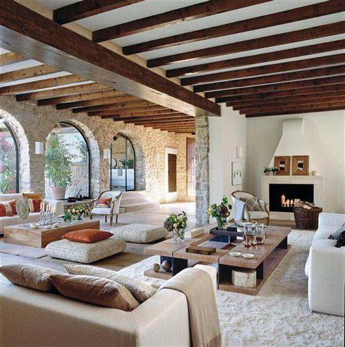 9 modern Spanish house designs for elegant properties  –  #Designs #elegant #hou…