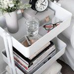9 stilvolle Organisationsideen für kleine Schlafzimmer - bingefashion.com/interior