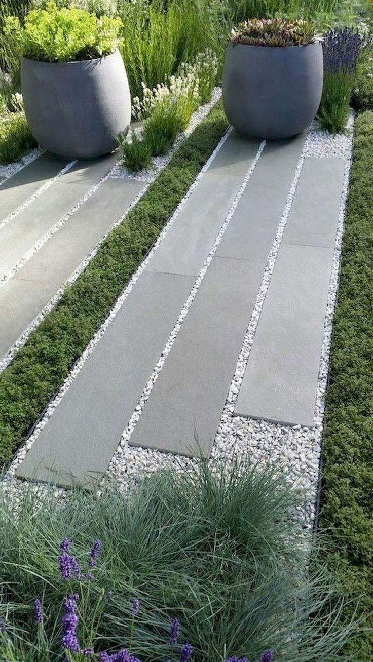 91+ Beauty Low Maintenance Front Yard Landscaping Ideas