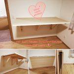 """@steckiii21 on Instagram: """"Happy mit meinem neuen Möbelstück 🤩  #zuschneidetisch #zuschneidenistdashalbenähen #klapptisch #nähzimmer #cuttingtable #sewingroom #diy…"""""""